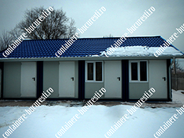 container modular second hand pret Maramures